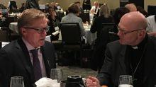 Education minister praises Catholic school board trustees on GSA issue at general meeting