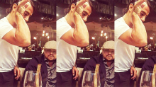 Leonardo DiCaprio Got His Meat Salted By Salt Bae