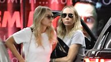 Miley Cyrus and Kaitlynn Carter Enjoy Outing with Singer's Mom in L.A. Amid Liam Hemsworth Split