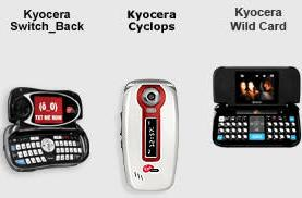 Kyocera's Wild Card for Virgin Mobile does 3G