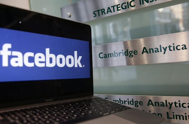 Facebook agrees to pay the UK £500K for the Cambridge Analytica scandal