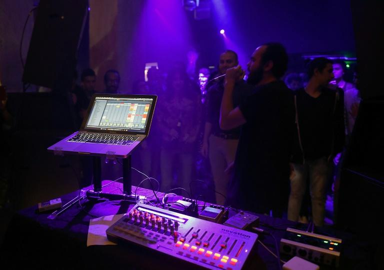 Egypt's musicians union says that mahraganat music is 'loaded with sexual innuendo' and 'completely unacceptable'