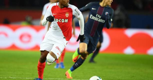 Foot - L1 - ASM - Monaco : Jemerson rêve de la sélection brésilienne