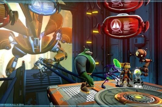 Four other Ratchet & Clank: All 4 One titles Insomniac considered