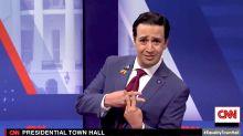 Lin-Manuel Miranda, Woody Harrelson In 'SNL' Cold Open Mocking Democratic Town Hall
