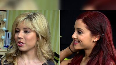 Jennette McCurdy And Ariana Grande Dish On Their New Show