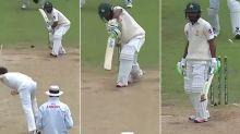 Irish bowler stuns Pakistan star with incredible ball