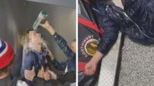 Calgary minor hockey club probes 'disturbing' video that shows boy passing out, convulsing