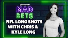 Mad Bets: NFL Long shots with Chris and Kyle Long