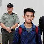 Under China's shadow, Taiwan, Hong Kong squabble over a murder suspect