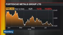 Fortescue CEO on Earnings, Business Strategy, M&A