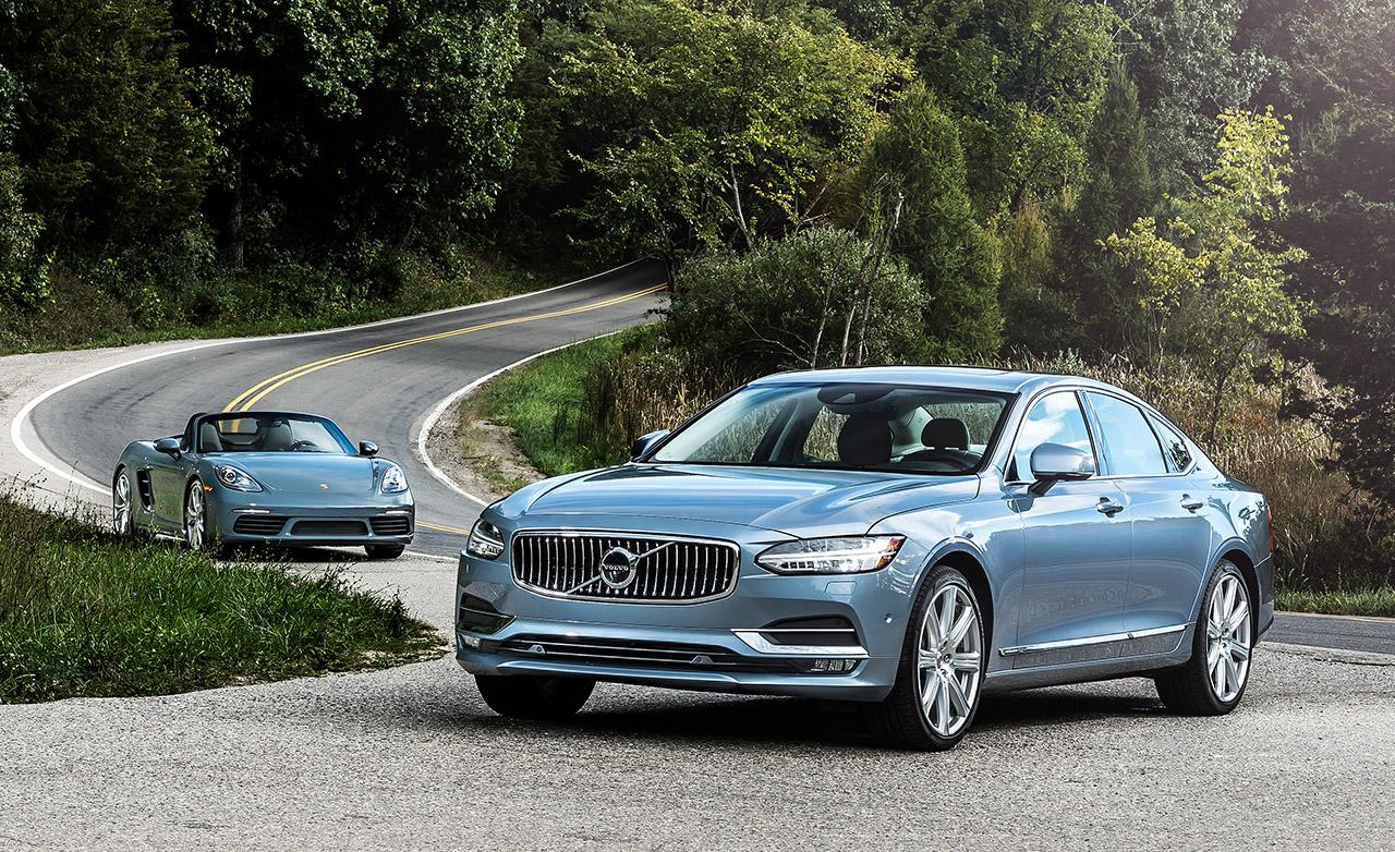 fours   reckoned   volvo   porsches  sports cars provide insight