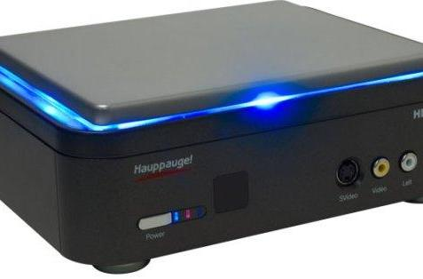 Hauppauge officially announces HD PVR support in Windows Media Center