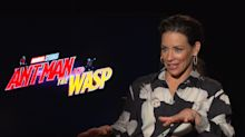 Evangeline Lilly explains how Michelle Pfeiffer's Catwoman influenced Wasp