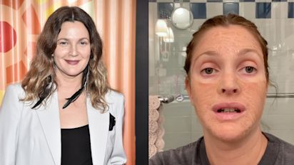 Drew Barrymore swears by this bizarre $39 face mask