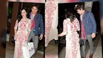 Jessica Simpson and Katy Perry Look Pretty in Pink On Their Valentine's Day Dates