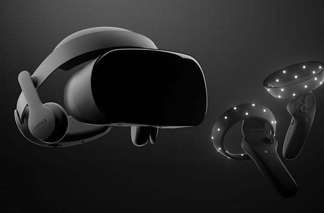 Samsung's Windows Mixed Reality headset will cost $499