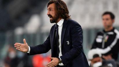 Juve, Pirlo: 'Nessuna rassegnazione, possiamo andare in Champions. I risultati diranno se posso restare...'