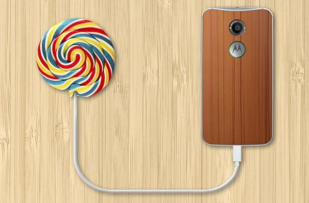 Moto X Pure Edition, Moto G and 'most Nexus devices' get a taste of Lollipop