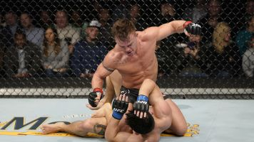 Stamann wants UFC to make it right after draw