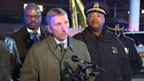 Boston cop wounded, suspect killed during traffic stop