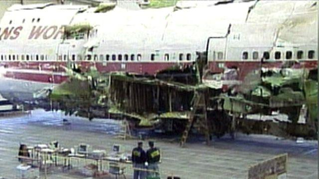 Documentary challenges cause of TWA Flight 800 crash