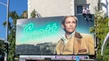 Luke Perry's son poses by his dad's 'Once Upon a Time in Hollywood' billboard ahead of premiere: 'Love you forever'
