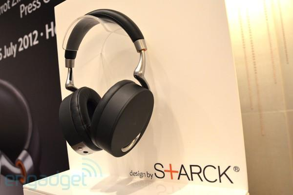 Parrot Zik launching in August for $399, free app included for iOS and Android