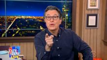 Stephen Colbert blames Fox News, Republicans for fomenting 'insurrection' at Capitol
