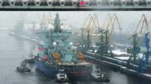 Russischer atombetriebener Eisbrecher beendet Testfahrt in der Arktis