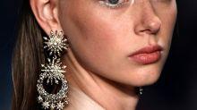 Ohrringe in XL: der letzte Schrei der Fashion Weeks!