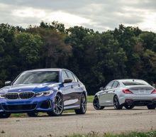2020 BMW M340i vs. 2020 Genesis G70 in Photos