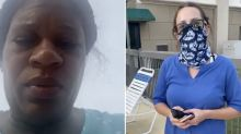 Hotel worker fired for calling police on black guests swimming in pool