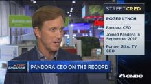 Pandora CEO Roger Lynch: Pandora is well positioned for i...