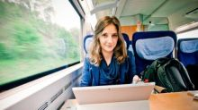 German Student Fed Up With Paying Rent Now Lives on a Train