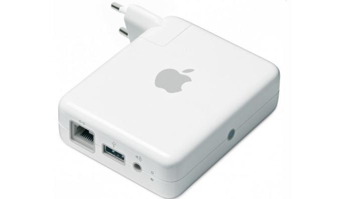 Apple verabschiedet sich von seiner WLAN-Basisstation AirPort in allen Varianten (Extreme, Express, Time Capsule)