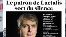 Le PDG de Lactalis promet d'indemniser les victimes