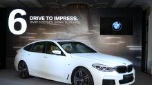 DRIVE TO IMPRESS 出眾 駕馭品味而生 全新BMW 6 Series Gran Turismo