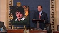 Obama Turns Over Weekly Address to Newtown Mom