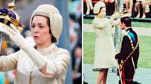 Here's how The Crown season three actors compare to real life royals