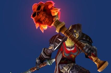 Totem Talk: Two Fists of Fury! (or axes or maces)