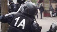 """Procès du policier lanceur de pavé : """"Une décision pas encore rendue, mais déjà critiquée"""""""