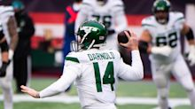 Jets' plans at quarterback are becoming increasingly clear