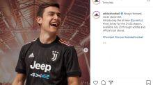Juve, UFFICIALE la maglia away 2021-22