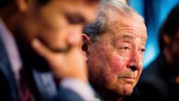 Bob Arum reflects on 52 years as boxing promoter