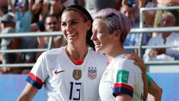 USWNT vs. France feels like a World Cup final