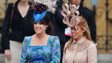 Princess Beatrice and Princess Eugenie cried over royal wedding hat backlash