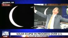 Fox News anchor Shepard Smith's snarky eclipse coverage