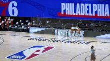 ESPN's Malika Andrews gets choked up sharing NBA players' reactions to Breonna Taylor ruling