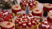 聖誕節就去吃這個!五大IG聖誕造型甜點超夢幻